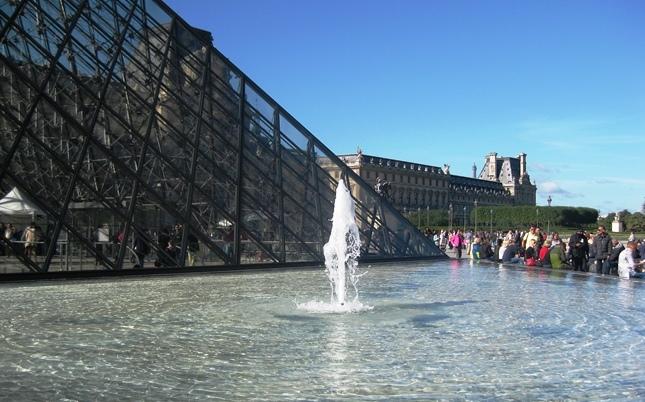 Louvren lähde