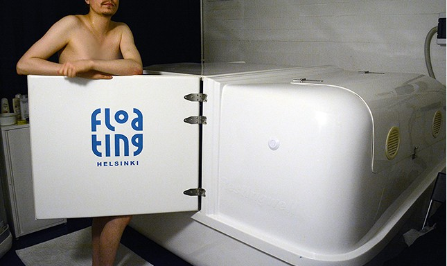 Floating Helsinki