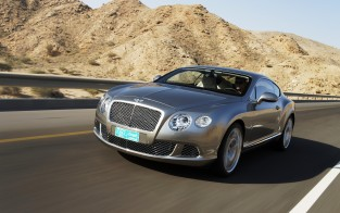 © Copyright Bentley Motors